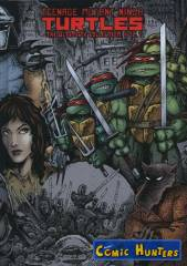 Teenage Mutant Ninja Turtles: The Ultimate Collection Vol. 1