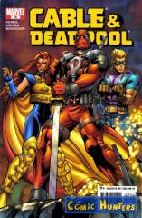 Thumbnail comic cover Cable & Deadpool 16