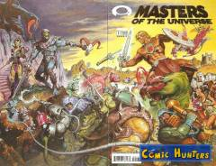 Masters of the Universe (Cover C)