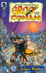 Groo vs. Conan (Chapter 4)