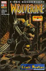 Thumbnail comic cover Wolverine 29