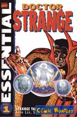 Thumbnail comic cover Essential Doctor Strange Vol. 1 1
