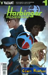 Harbinger Renegade (Variant Cover-Edition)