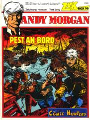 Andy Morgan: Pest an Bord