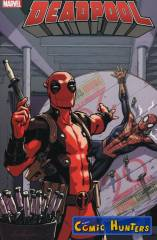 Deadpool: Back in Black (Comic Con Variant Cover-Edition)
