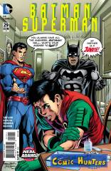 The Lost Kryptonian (Neal Adams Variant Cover-Edition)