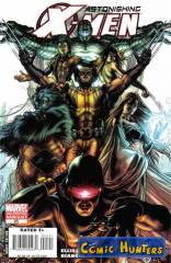 Astonishing X-Men (2nd printing Variant Cover-Edition)