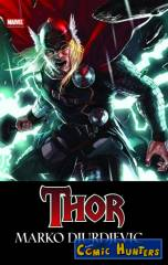Thor - The Marvel Art of Marko Djurdjevic