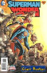 The Final Days of Superman, Part 4: Last Kiss (John Romita Jr. Variant Cover Edition)
