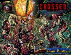 Crossed Badlands (Wrap Variant Cover-Edition)