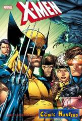 X-Men by Chris Claremont and Jim Lee Omnibus Vol. 2