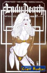 Lady Death (Art Deco Variant Cover-Edition)