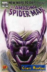 The Amazing Spider-Man (Alex Ross Dynamic Forces Variant)