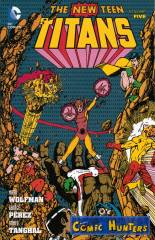 The New Teen Titans, Volume Five