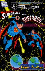 Special Crisis Cross-Over: Superman und Superboy