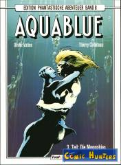 Aquablue (3): Die Megophias