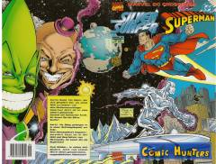 Silver Surfer / Superman