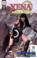 Xena: Warrior Princess (Photo Cover)