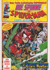 Thumbnail comic cover Die Spinne 47