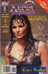 Xena - Warrior Princess: And The Original Olympics (Part 1) (Photo Variant Cover-Edition)