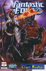 Fantastic Four (Brooks Variant Cover-Edition)