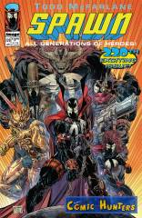 20th Anniversary Issue (Variant Cover-Edition C)