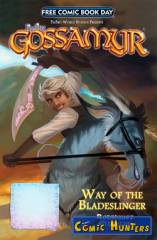 Finding Gossamyr / Past the Last Mountain (Free Comic Book Day 2014)