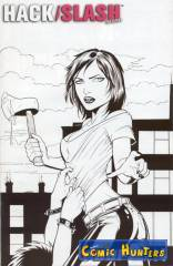 Hack/Slash: The Series (Incentive Variant Cover)