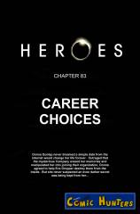 Heroes Graphic Novel
