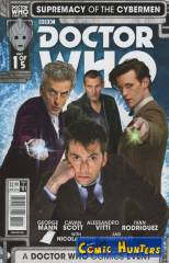 Supremacy of the Cybermen Part 1 of 5 (Cover B)