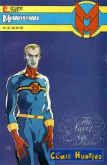 The Secret Origin of Young Miracleman!