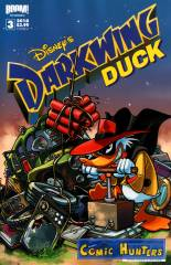Thumbnail comic cover The Duck Knight Returns (Cover A) 3
