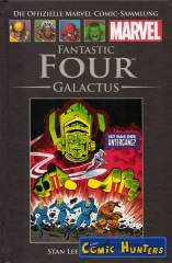 Thumbnail comic cover Fantastic Four: Galactus Classic IV
