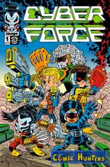 Cyber Force (Chris Giarrusso Variant Cover-Edition)