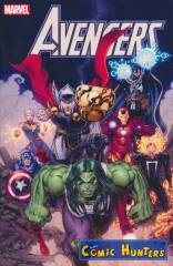 Avengers (Marvel Tag Variant Cover-Edition)