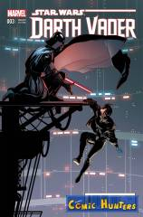 Book I, Part III Vader (Larroca Variant Cover-Edition)