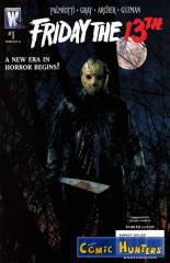 Friday the 13th (Tim Bradstreet-Cover)