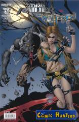 Tomb Raider vs. The Wolf-Men