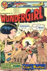 Thumbnail comic cover WunderGirl 18