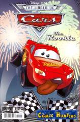 Cars: The Rookie (Cover B)