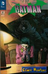 Todesspiel, Teil 1 (Joker Variant Cover-Edition)