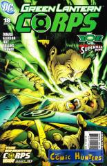 Sinestro Corps War, Chapter Nine: Hammer to Fall