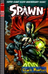 Spawn (Rob Liefeld Variant Cover-Edition)