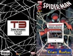Spider-Man (T3 Terminal Entertainment - Frankfurt Variant Cover-Edition)