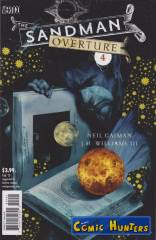 Overture, Chapter Four (Variant Cover-Edition)
