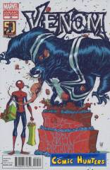 Monsters of Evil Part 2 (Spider-Man 50th Anniversary Variant)