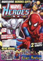 Thumbnail comic cover Marvel Heroes 12