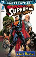 Superman (Variant Cover-Edition B)