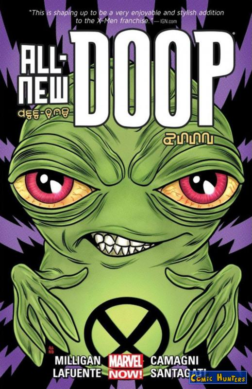comic cover All-New Doop 1