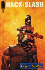 Hack / Slash (Cover B)